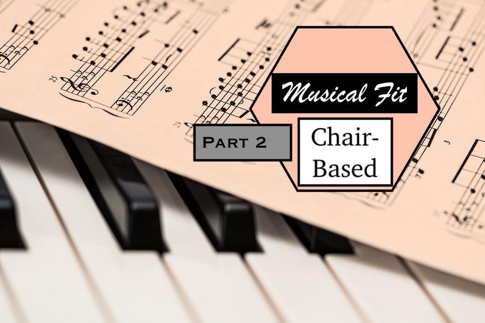 Chair Pt 2 . Lesson 8