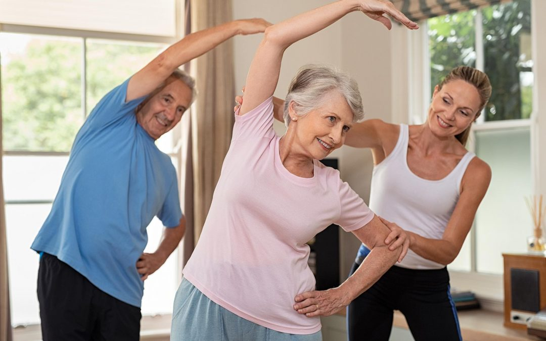 importance of fitness for old