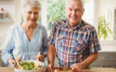 Eating Well As You Age