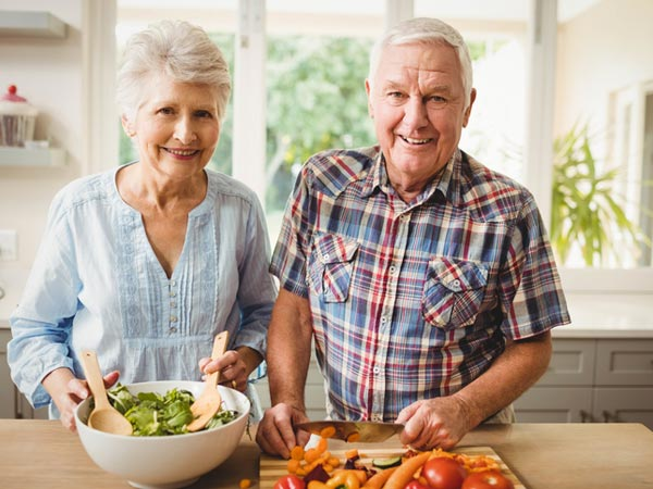 Benefits of Healthy Eating As You Age